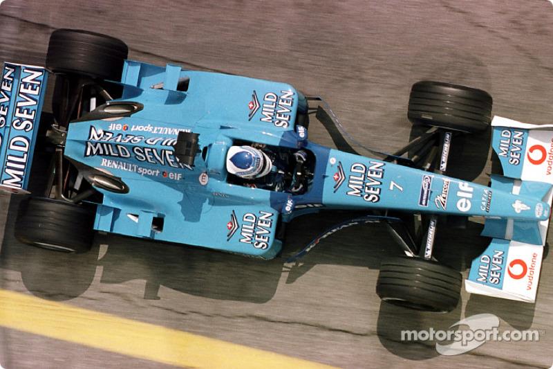 Giancarlo Fisichella au GP de Saint-Marin