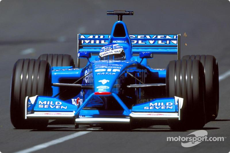 Giancarlo Fisichella au GP d'Australie