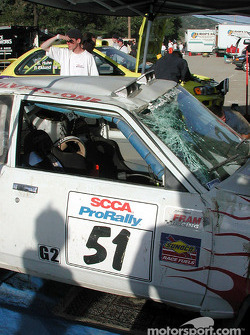 Anyone got a spare windshield?