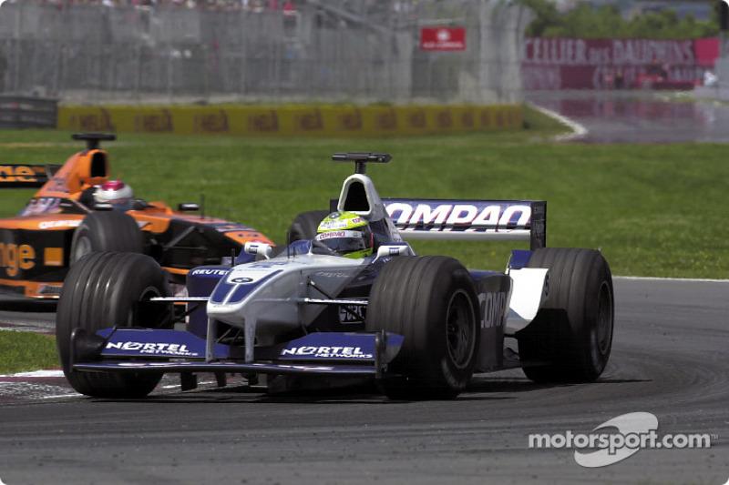 Ральф Шумахер, Williams-BMW