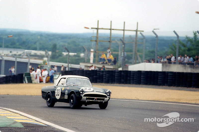 Le Mans Legend: Sunbeam Alpine