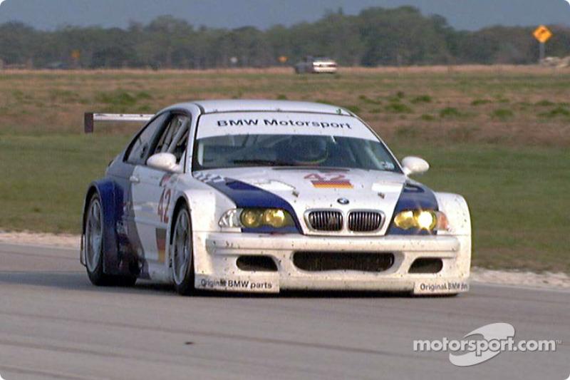 2001 ALMS: Jörg Müller
