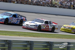 Todd Bodine and Kevin Harvick