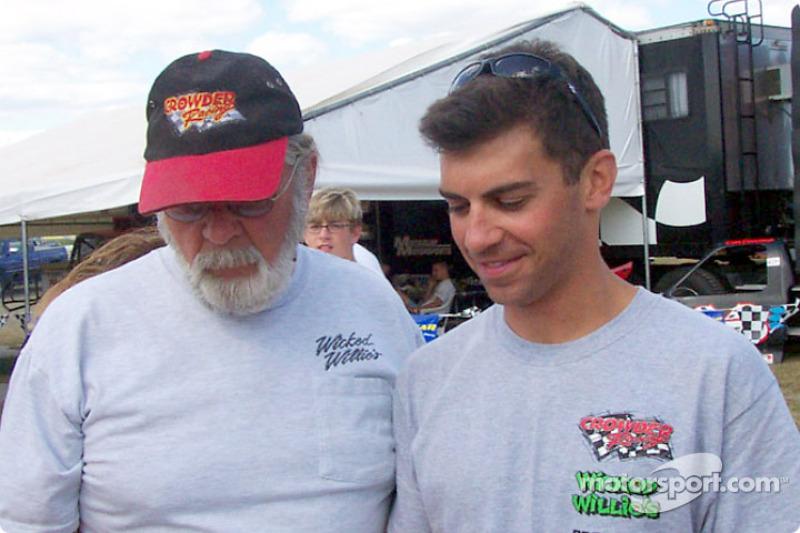 Jimmie and Jason Crowder