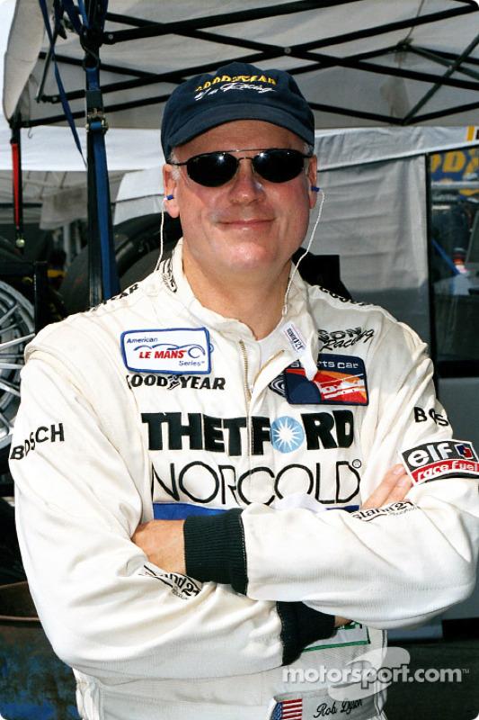 Rob Dyson