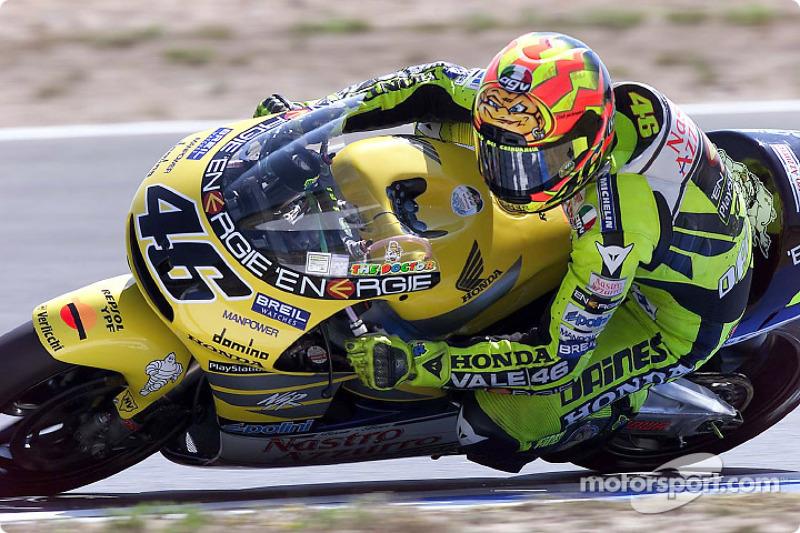 #9 GP500cc Portugal 2001