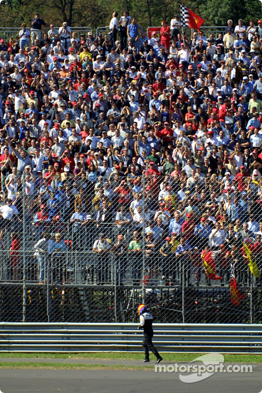 Gran Premio de San Marino 2001
