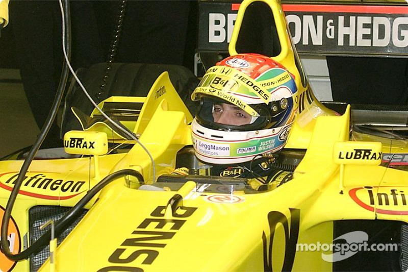 2001: Kennismaking met de Formule 1