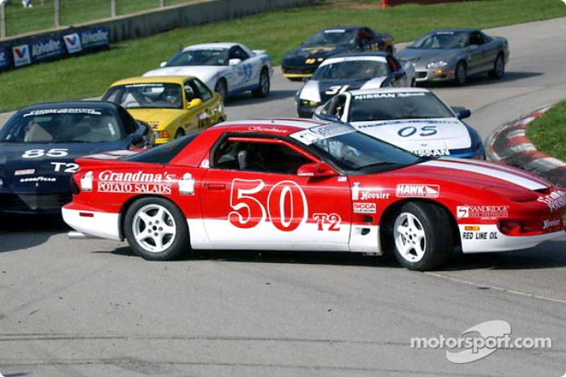 Race 10, Touring 2: Jordan Sandridge in trouble
