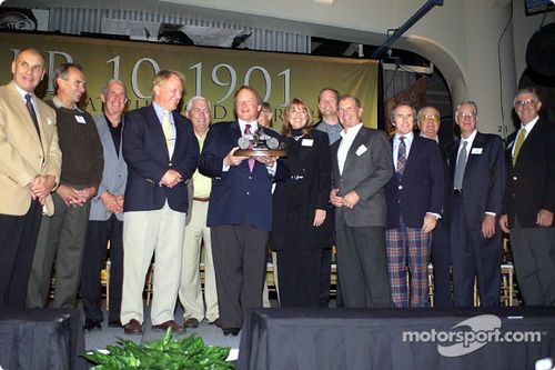 100 Years of Ford Racing