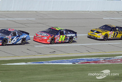 Mark Martin, Jeff Gordon and Matt Kenseth