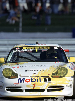Porsche-Pirelli Supercup: Sam Hornish Jr.