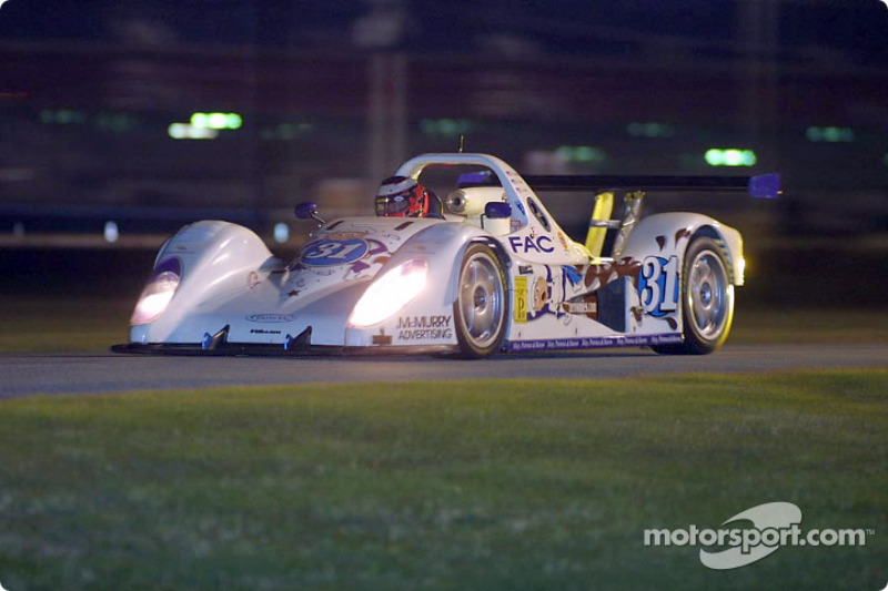 Team Bucknam Racing's Nissan Pilbeam at the Grand-Am Finale at Daytona