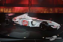 La nouvelle BAR Honda 004