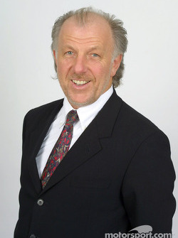 Le team principal David Richards