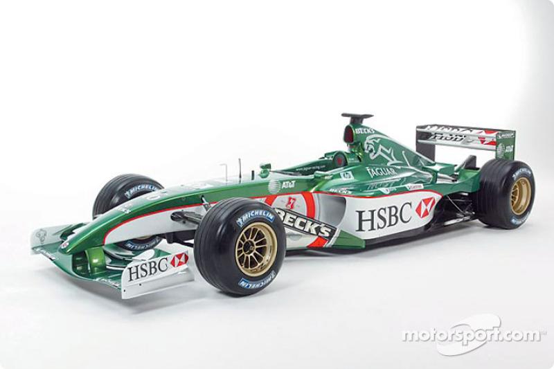 La nouvelle Jaguar R3