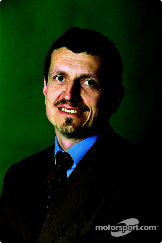 Guenther Steiner, Managing Director Jaguar Racing