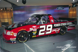 Terry Cook's Power Stroke Diesel Ford NASCAR Craftsman Truck