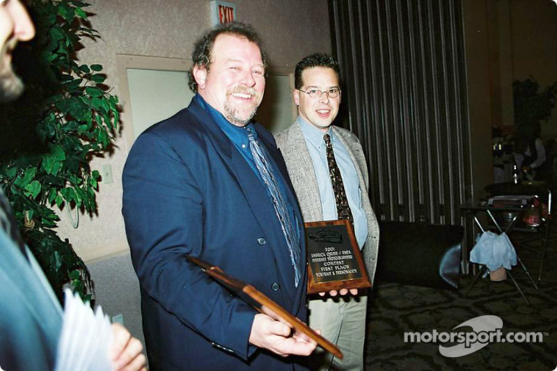 EMPA photographers winners: Motorsport.com's Dave Dalesandro and Thomas Chemris