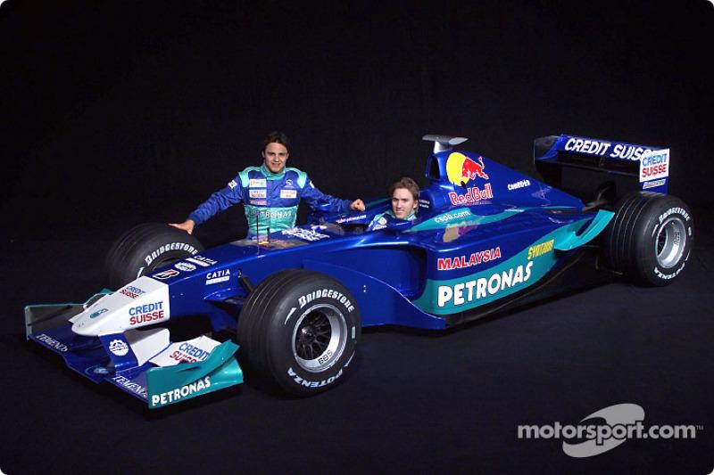 ザウバーC21:2002年