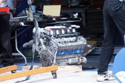 Judd V10 engine