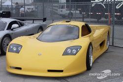 Mosler road car