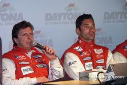 Didier Theys et Max Papis