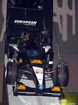 Minardi Asiatech PS02