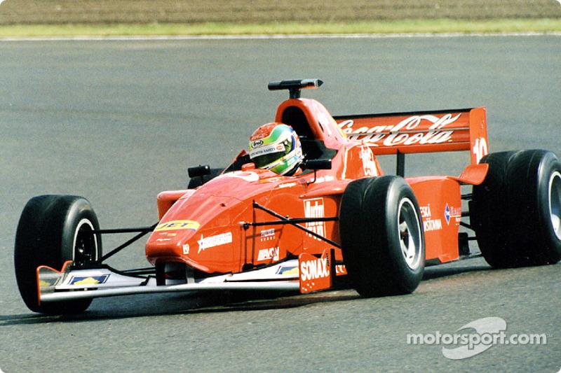 2001 F3000