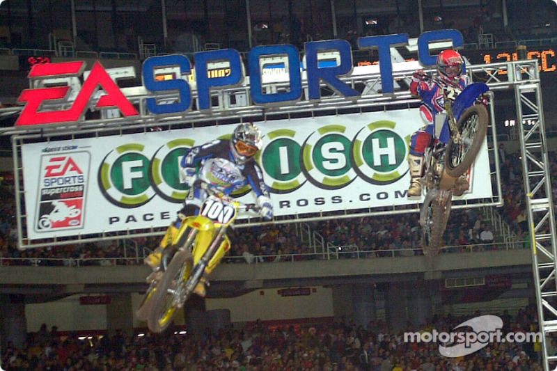 Buddy Antunez et Jeff Gibson