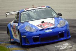 Porsche GT3 n°35, la plus rapide des essais libres du vendredi