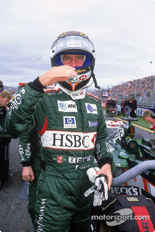 Eddie Irvine, Jaguar
