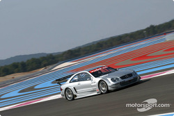 Jean Alesi in the AMG Mercedes-Benz CLK-DTM 2002