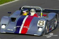 Terry Borcheller, Bill Rand and Ralf Kelleners traded off driving duties in the #8 Rand Racing Nissan Lola during practice