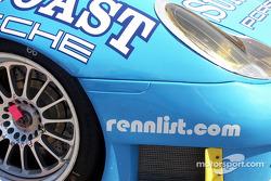 Porsche nose