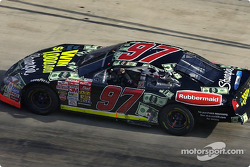 Race winner Kurt Busch