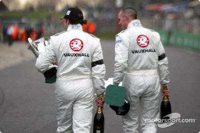 British Touring Car Championship: rounds 1 and 2