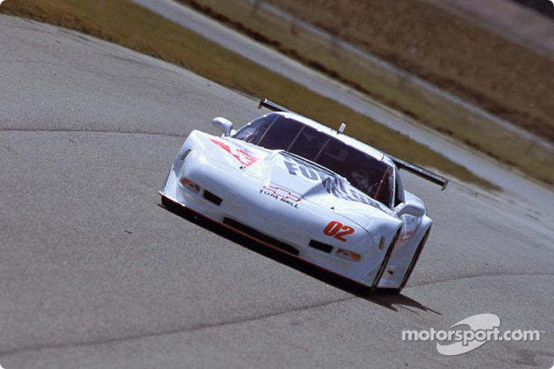 Stu Hayner - Revolution Motorsports Corvette