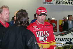 Hut Stricklin just waits