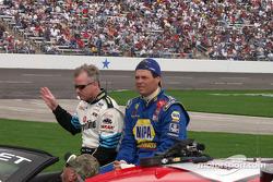 Ricky Rudd and Michael Waltrip