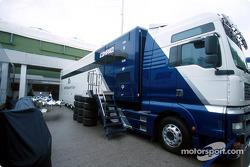 Camion Williams BMW