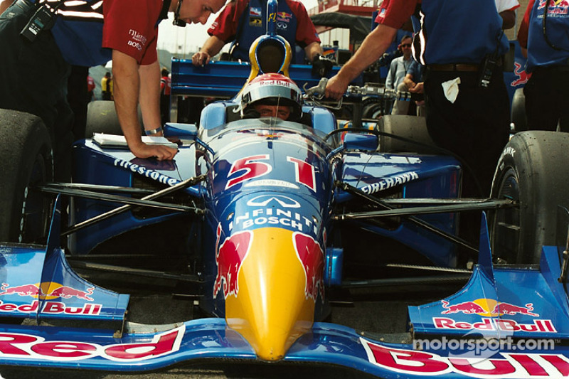 Eddie Cheever Jr