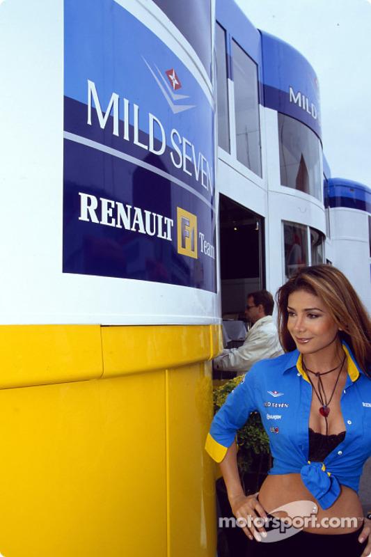 Mexican pop star Patricia Manterola