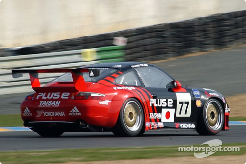 Team Taisan Advan Porsche GT3 R