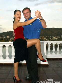 Tommi Makinen learning to tango
