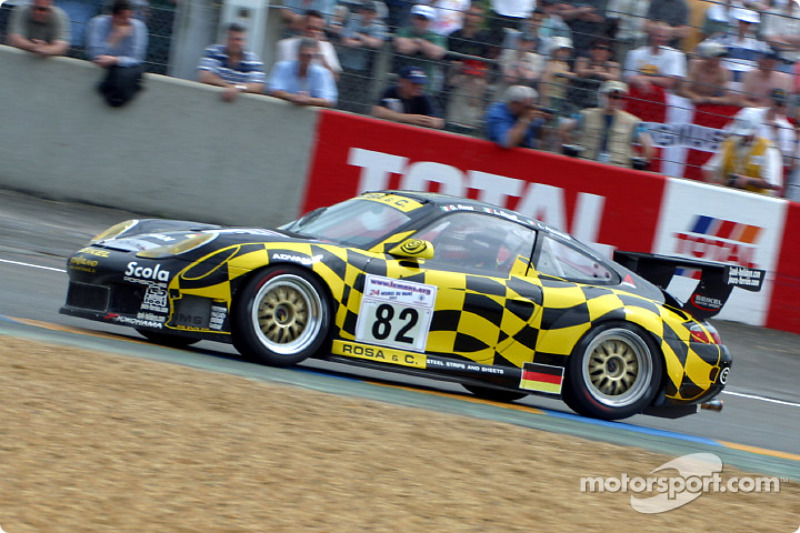 Porsche 911 GT3-RS de Seikel Motorsport