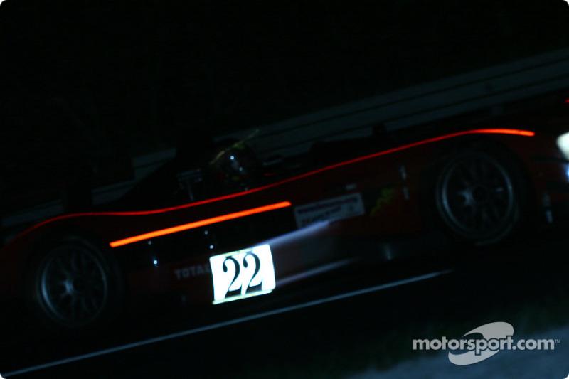 MG-Lola EX257 de KnightHawk Racing