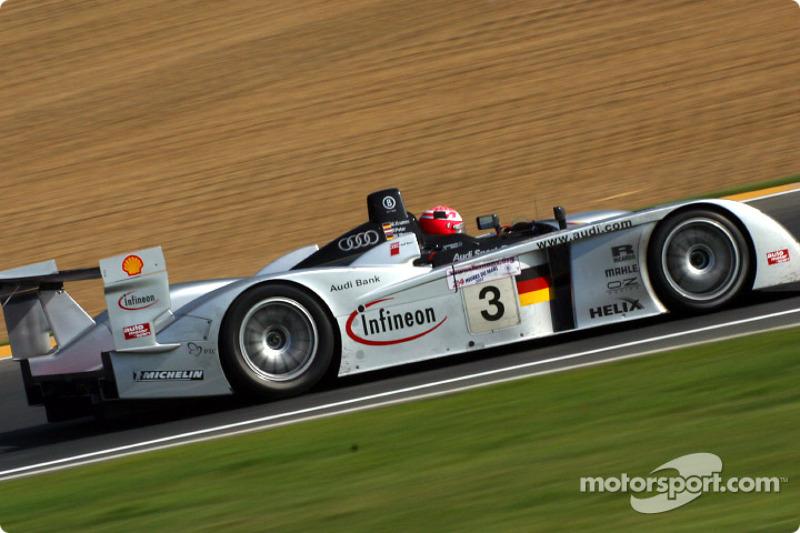 Audi R8 de Audi Sport Team Joest