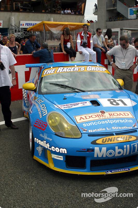Porsche 911 GT3-RS de The Racer's Group