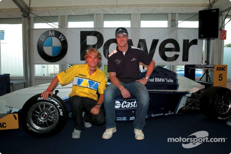 2002: Formel BMW ADAC